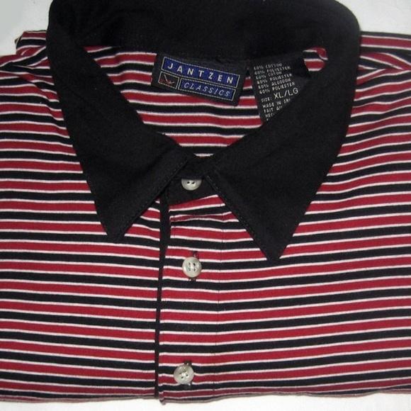 3195b08001 Jantzen Shirts | Golf Polo Shirt Xl | Poshmark